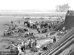 The Beach c.1932, Filey
