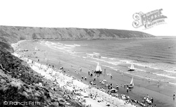 The Beach c.1950, Filey
