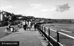 Filey, The Beach c.1960
