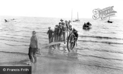 The Boat Cart 1927, Filey