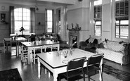 Filey, The Dining Room, Rotherham And District Children's Convalescent Home, Primrose Valley c.1960