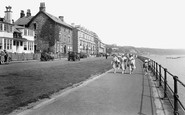 Filey, The Parade 1932