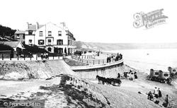 The Promenade 1897, Filey