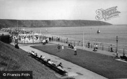 The Promenade c.1955, Filey