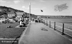 The Promenade c.1960, Filey