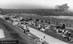 Filey, The Promenade c.1960