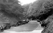 Filey, The Ravine c.1932