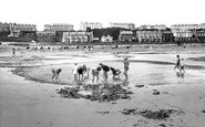 Filey, The Sands 1927
