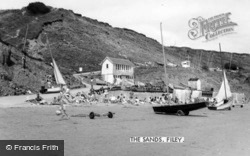 The Sands c.1960, Filey