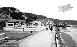 The Seafront c.1960, Filey