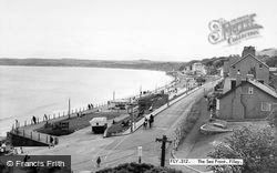 Filey, The Seafront c.1960