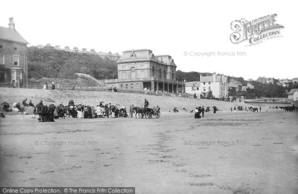 Photo of Filey, The Spa 1890