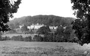 Filleigh, Castle Hill c1960