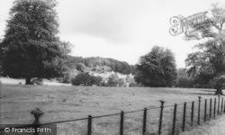 Castle Hill c.1960, Filleigh