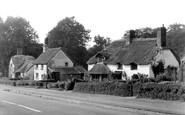 Filleigh, Village c1960