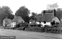 Village c.1960, Filleigh