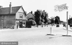 Filton, The Post Office c.1955