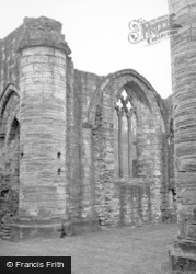 Finchale Priory, 1960