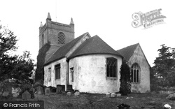 Finchampstead, St James' Church 1906