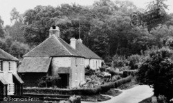 Finchampstead, The Dell c.1900