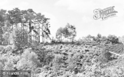 Finchampstead, The Ridges c.1955