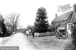 Finchampstead, The Village 1908