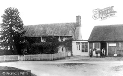 Finchampstead, Village Forge c.1900