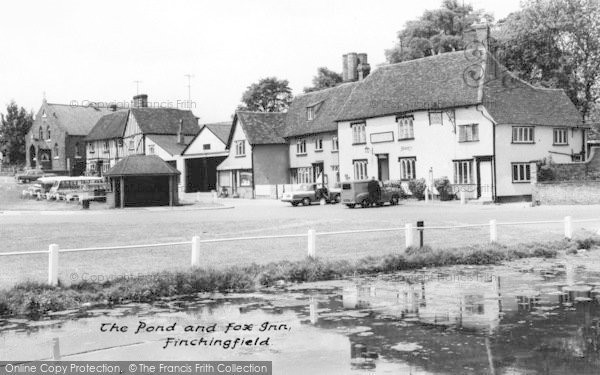Finchingfield © Copyright The Francis Frith Collection 2005. http://www.francisfrith.com