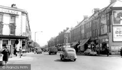 Finchley, Ballards Lane c.1965