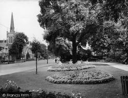 Finchley, Ballards Lane, Church End c.1965