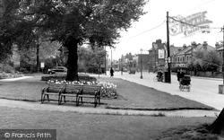 Finchley, Finchley Central, Ballards Lane c.1955