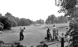 Finchley, Golf Course c1965
