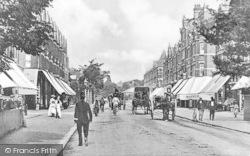 Finchley, Princes Parade c.1900