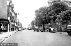 Finchley, Regents Park Road c.1955