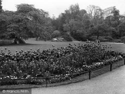 Finchley, The Gardens, Avenue House, Church End c.1955