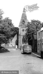 All Saints Church c.1965, Findern