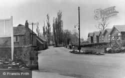 Longlands c.1960, Findern