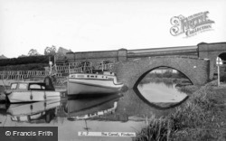 The Canal c.1960, Findern