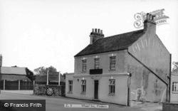 Wheel Inn c.1960, Findern