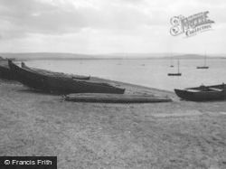 Findhorn, The Beach 1961