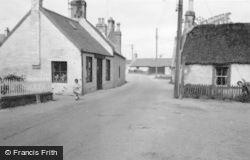 Findhorn, The Village 1961