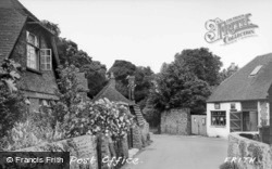 By The Post Office c.1955, Findon