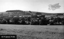 Findon, Church Hill c.1955