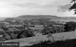 Cissbury Ring c.1955, Findon
