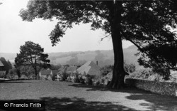 General View From Stable Lane c.1955, Findon