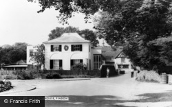 Findon, Greypoint House c.1965