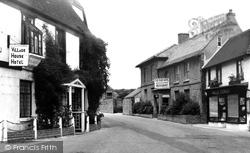 Findon, Horsham Road c.1955