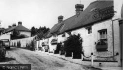 Findon, Pomegranate Cottage c.1955