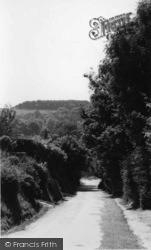 Findon, Stable Lane c.1955