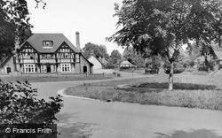 The Black Horse Inn c.1955, Findon